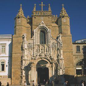 Mosteiro de Santa Cruz場所: Coimbra写真: António Sacchetti