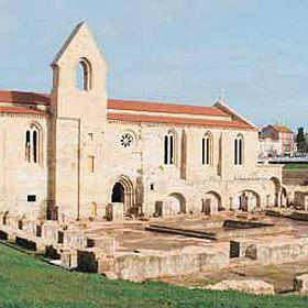 Mosteiro de Santa Clara-a-Velha場所: Coimbra写真: Mosteiro de Santa Clara-a-velha