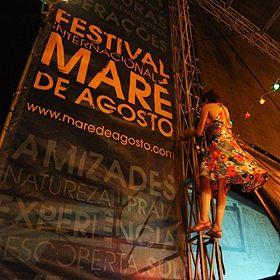Festival Maré de AgostoPlace: Ilha de Santa Maria - Açores