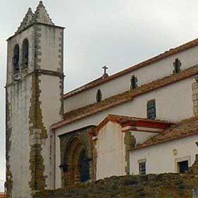 Igreja de São Leonardo-Atouguia da BaleiaLugar Atouguia da BaleiaFoto: Turismo do Oeste