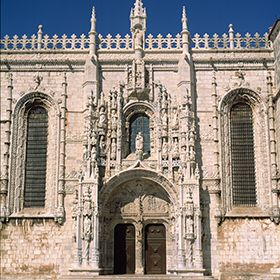 Mosteiro dos JerónimosPlace: LisboaPhoto: António Sacchetti
