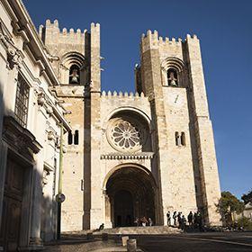 Sé Catedral de LisboaPlace: LisboaPhoto: João Henriques / Amatar