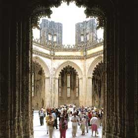 Mosteiro da BatalhaOrt: BatalhaFoto: IGESPAR/ Luís Pavão