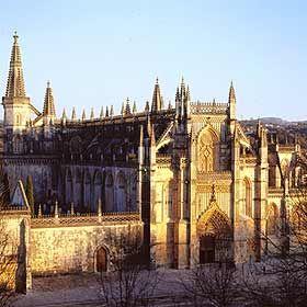 Mosteiro de Santa Maria da Vitória - BatalhaOrt: BatalhaFoto: IGESPAR - Luís Pavão