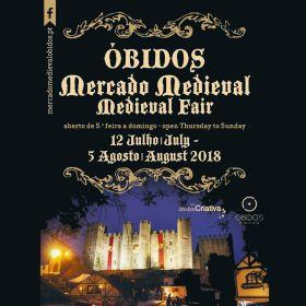 Mercado Medieval Óbidos 2018