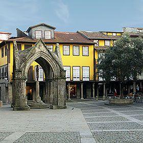Largo Nossa Senhora da OliveiraOrt: GuimarãesFoto: Associação de Turismo do Porto