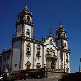 Igreja da MisericórdiaPlace: ViseuPhoto: Turismo Centro de Portugal
