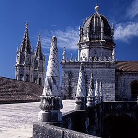 Mosteiro dos JerónimosPlaats: BelémFoto: Nuno Calvet