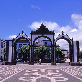 Ponta Delgada地方: Ilha de São Miguel nos Açores照片: Turismo de Portugal