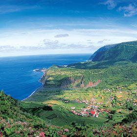 Ilha das FloresOrt: Ilha das Flores nos AçoresFoto: Paulo Magalhães