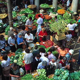 Mercado dos LavradoresLocal: MadeiraFoto: Maurício Abreu