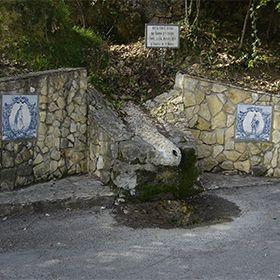 Fonte da Rainha SantaLocal: Monte RealFoto: R.T. Leiria Fátima