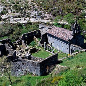 MontalegrePlace: Mosteiro PitõesPhoto: C.M Montalegre
