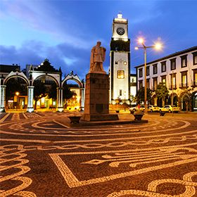 Ponta DelgadaLugar Ponta DelgadaFoto: Turismo dos Açores