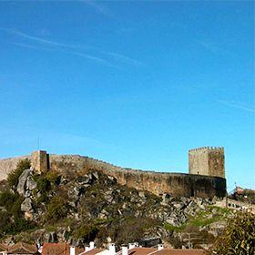 Muralha e CasteloLocal: Celorico da BeiraFoto: CM de Celorico da Beira_Marco Pitt