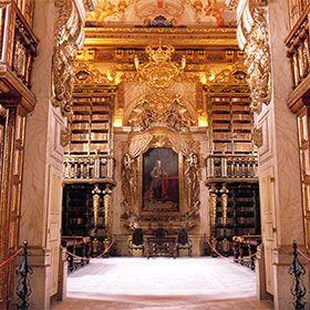 Biblioteca JoaninaFoto: Sebastião da Fonseca