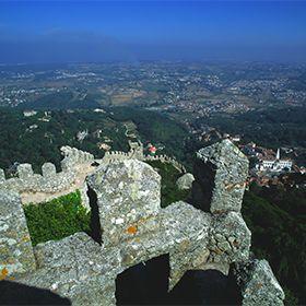 Castelo dos Mouros - SintraLuogo: Sintra