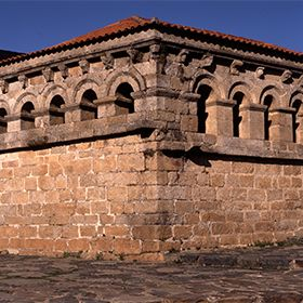Domus MunicipalisLugar BragançaFoto: António Sacchetti