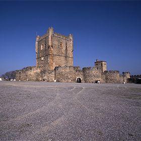 Castelo de BragançaLugar Bragança