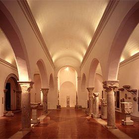 Museu Visigótico場所: Beja写真: José Manuel