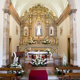 Ermida de Nossa Senhora da OradaPhoto: Turismo do Algarve