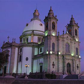 Santuário de Nossa Senhora do SameiroPhoto: Porto Convention & Visitors Bureau
