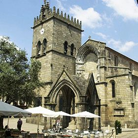 Igreja de Nossa Senhora da OliveiraLugar GuimarãesFoto: CMG PPacheco
