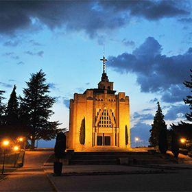 Santuário de Nossa Senhora da PenhaFoto: Fundação