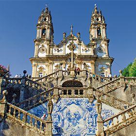 Santuário de Nossa Senhora dos RemédiosPhoto: Porto Convention & Visitors Bureau