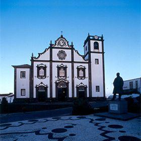 Igreja de São Jorge場所: Açores写真: Turismo dos Açores