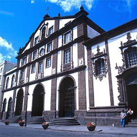 Igreja de São JoséLugar Ponta DelgadaFoto: Turismo dos Açores