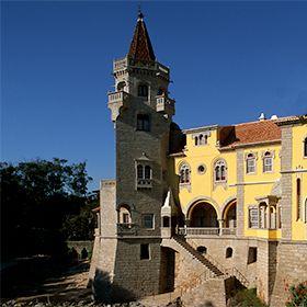Museu Condes de Castro Guimarães写真: Rui Cunha