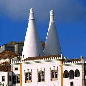 Palacio Nacional de SintraLuogo: SintraPhoto: José Manuel