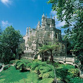 Palacio Quinta da RegaleiraLugar SintraFoto: John Copland