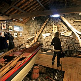 Museu dos BaleeirosLieu: PicoPhoto: Publiçor -Turismo dos Açores