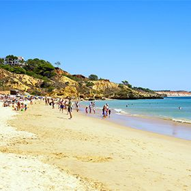 Praia de Santa Eulália