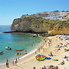 Praia do Carvoeiro