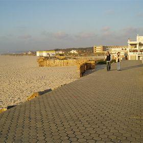 Praia da Barrinha地方: Ovar- Esmoriz照片: Associação da Bandeira Azul Europa