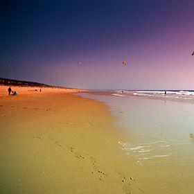 Costa de Caparica - Praias da vila