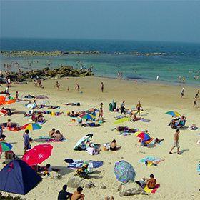Praia da GamboaLieu: PenichePhoto: Associação da Bandeira Azul Europa