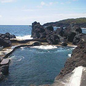 Zona Balnear do VaradouroLugar AçoresFoto: Associação da Bandeira Azul Europa