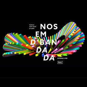 NOS em DBandada場所: Porto