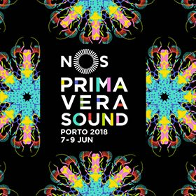 NOS Primavera Sound 2018地方: Porto