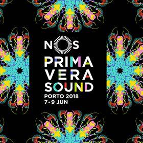 NOS Primavera Sound 2018Место: Porto
