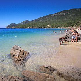 Praia de GalaposPlace: Setúbal