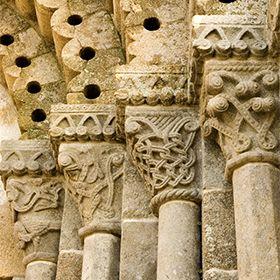 Rota do Românico - Mosteiro de Ferreira Local: Paços de FerreiraFoto: Rota do Românico