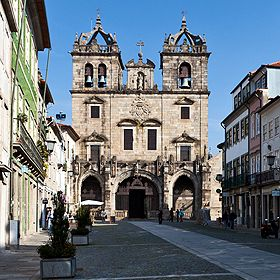 Sé de BragaLuogo: BragaPhoto: Direção Regional Cultura Norte