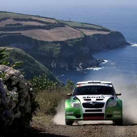 SATA Rallye AçoresLieu: Ilha de São MiguelPhoto: Turismo dos Açores / João Lavadinho