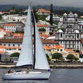 Semana do Mar - HortaLugar Horta - Ilha do Faial - AçoresFoto: Turismo dos Açores / Publiçor
