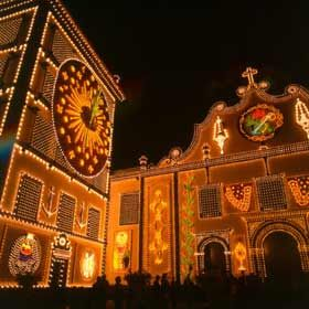 Festas do Senhor Santo CristoLocal: Ponta DelgadaFoto: Turismo dos Açores
